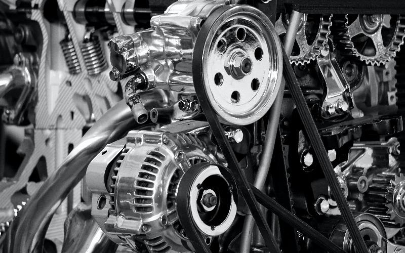 engine alternator